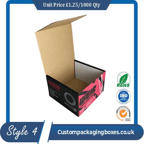 bespoke Packaging box manufacturers UK