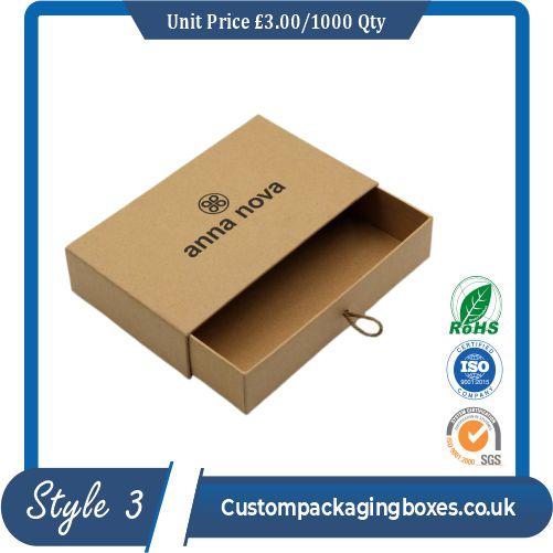 luxury rigid Packaging box