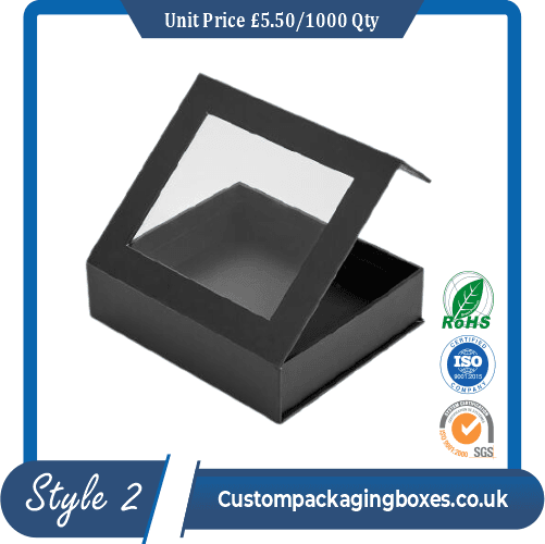 magnetic flap Packaging boxes