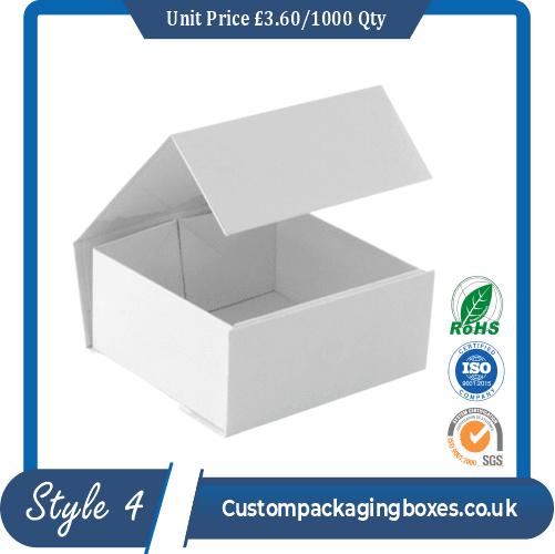 magnetic lid packaging