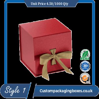 rigid boxes manufacturers