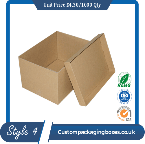 rigid manufacturers Packaging boxes